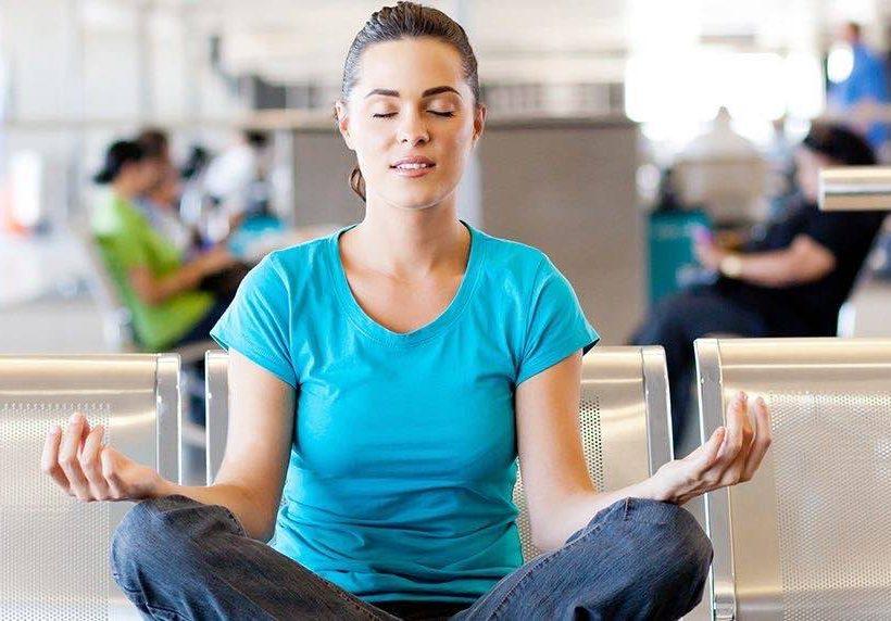 Aprovecha las escalas de tus vuelos para relajarte