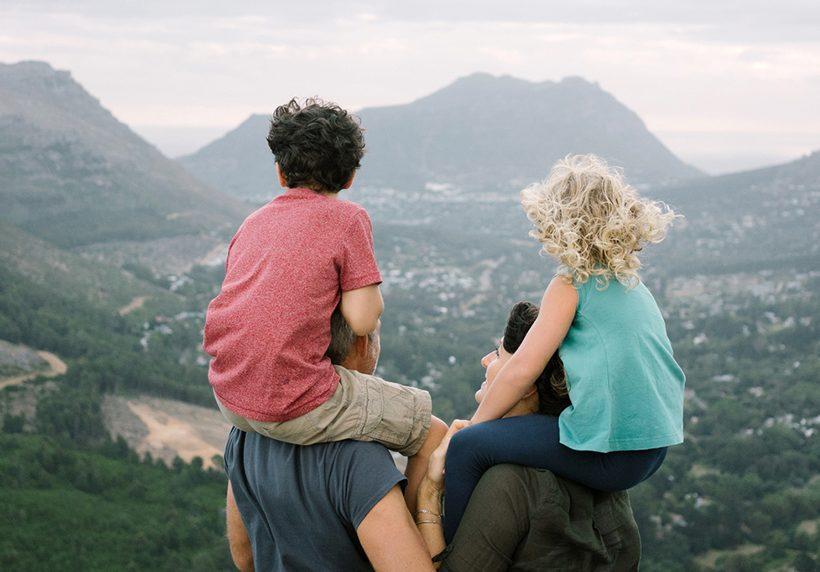 Viaja en familia sin gastar demasiado