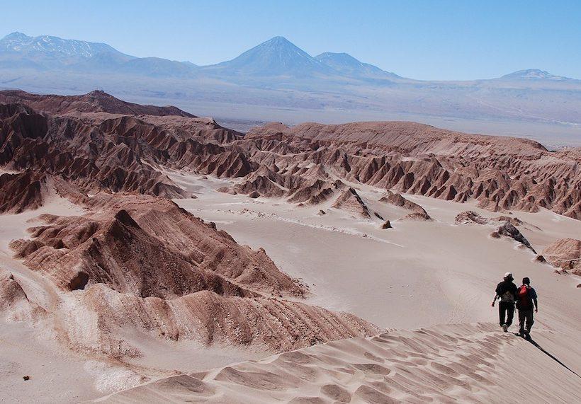Chile: mira hasta dónde te pueden llevar $66.300 CLP