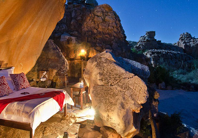 Los mejores sitios para dormir bajo las estrellas
