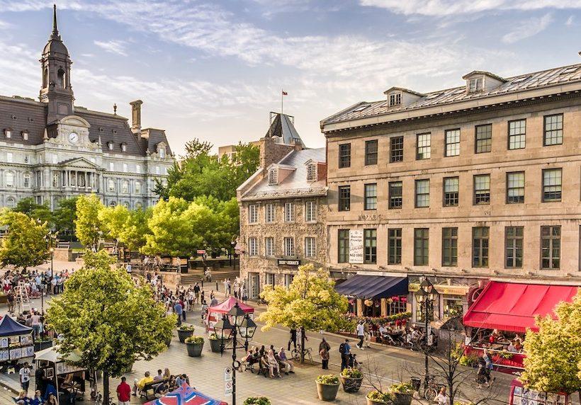 Montreal está de fiesta por su 375 aniversario