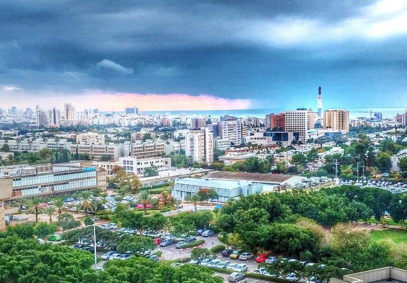 48 horas en Tel Aviv