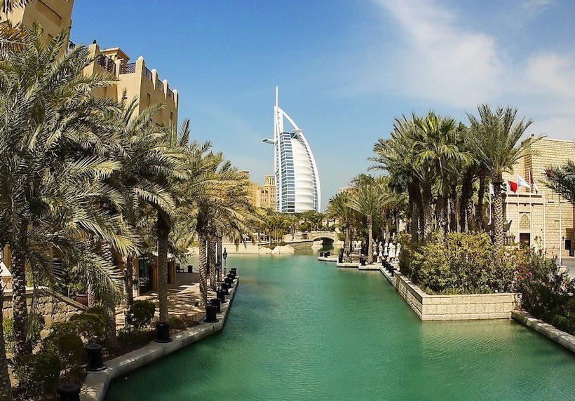 7 aventuras que solo puedes vivir en Dubái