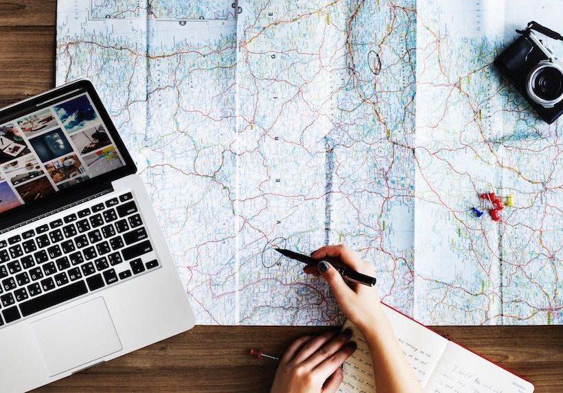 5 pasos para calcular tu presupuesto de viaje