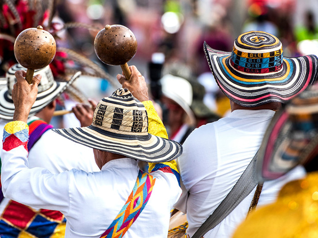 Carnavales latinoamericanos_Barranquilla en Colombia