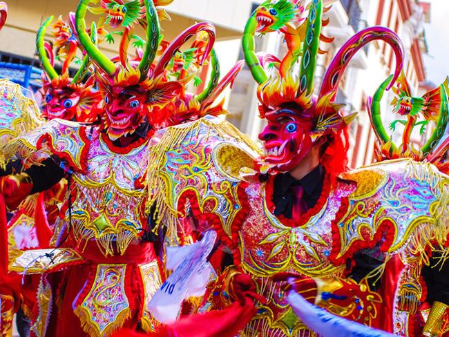 Carnavales latinoamericanos_Puno, Perú