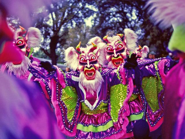 Carnavales latinoamericanos_Republica Dominicana