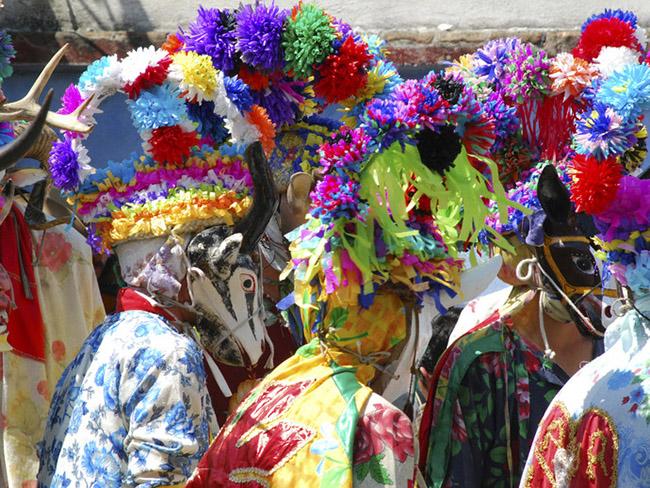 Carnavales latinoamericanos_Veracruz, Montevideo