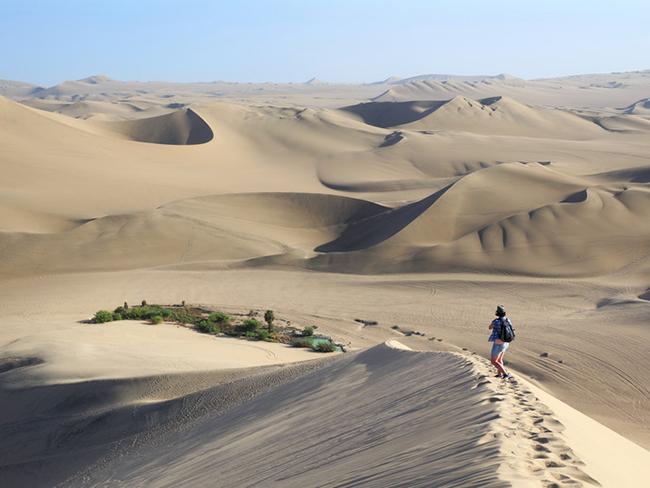 Destinos de viaje en Latinoamérica, Huacanchina, Perú