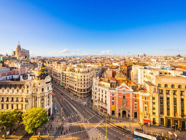 Horóscopo de viajes_Madrid