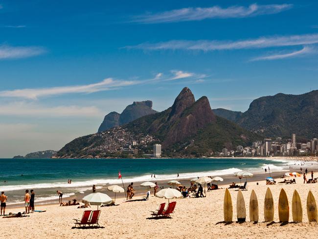 Horóscopo de viaje_Río de Janeiro