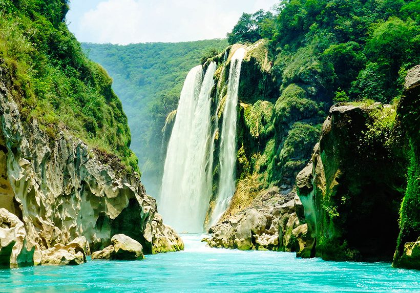 Las 10 Mejores Cascadas en México
