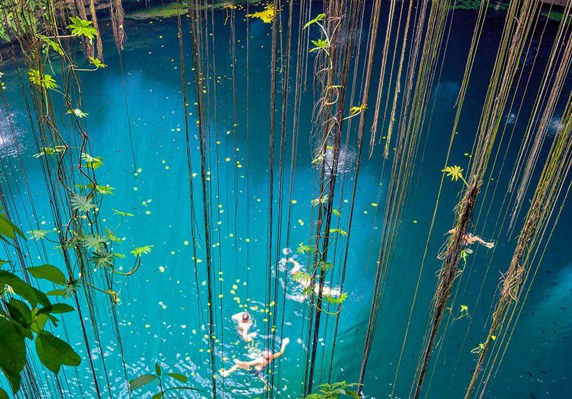 Cenotes en México: los 10 imprescindibles COPY