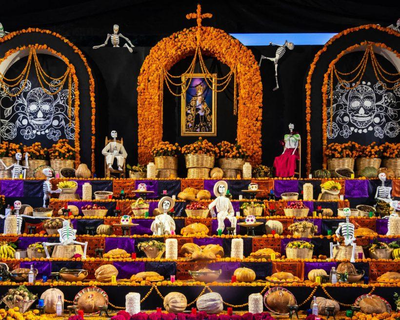 8 destinos para vivir la celebración del Día de Muertos en México COPY