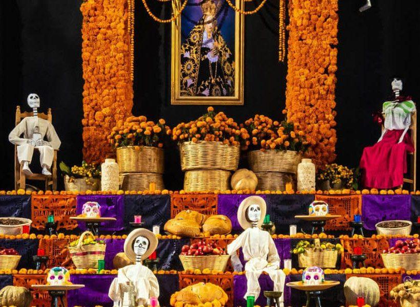 8 destinos para vivir la celebración del Día de Muertos en México