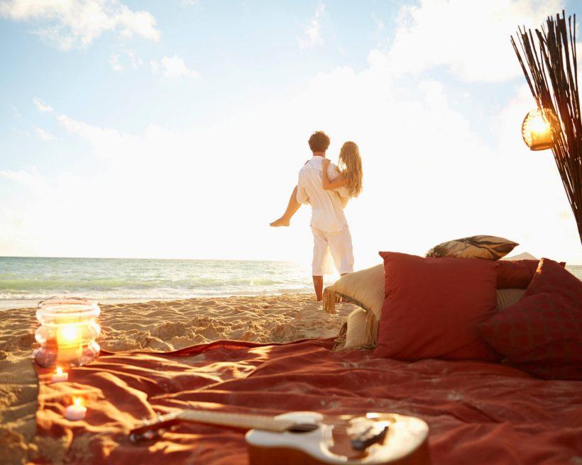 Los 10 mejores destinos para tu luna de miel