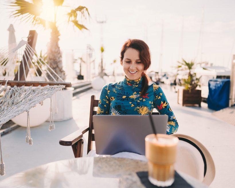 Cómo puedes convertirte en un nómada digital