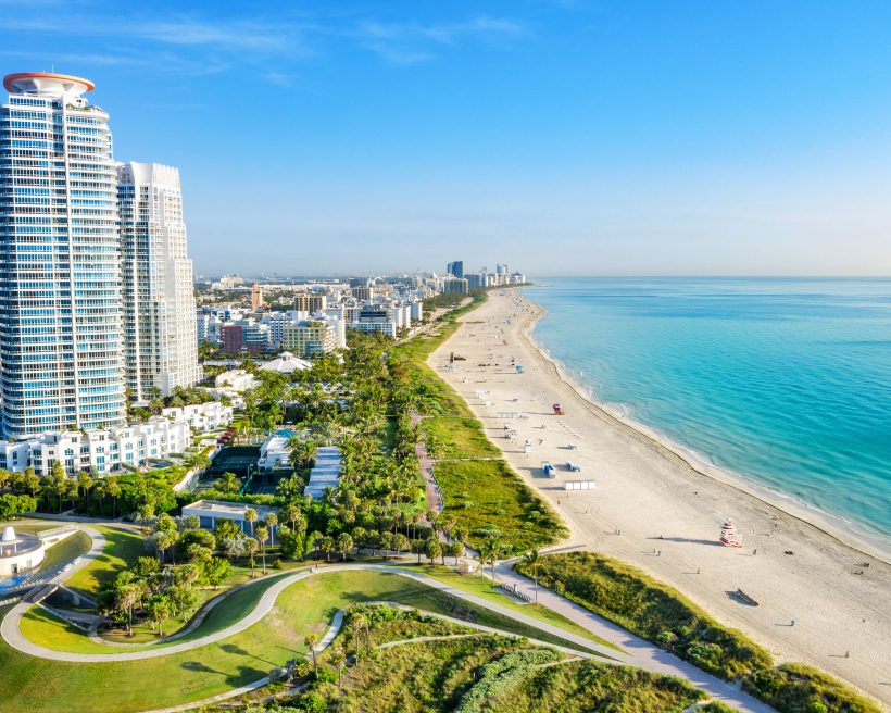 Los 5 mejores destinos de Florida