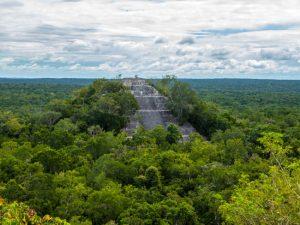Ciudad arqueológica de Calakmul