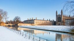 Hoteles en Cambridge cerca de Peterhouse College