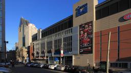 Hoteles cerca a Rangers vs. Canadiens