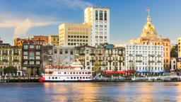 Hoteles en Savannah cerca de Wright Square