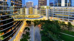 Hoteles cerca a Houston Rodeo