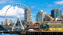 Hoteles en Seattle cerca de Seattle Great Wheel